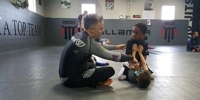 Kids Brazilian Jiu Jitsu Summer Camp at MN Top Team