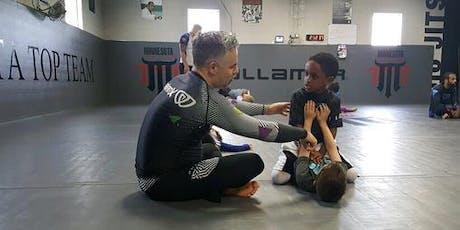 Kids Brazilian Jiu Jitsu Summer Camp at MN Top Team tickets
