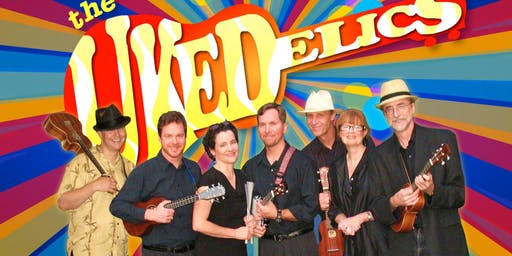 Music for Seniors presents The Ukedelics