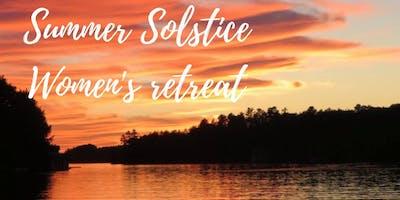 Summer Solstice Women's Retreat