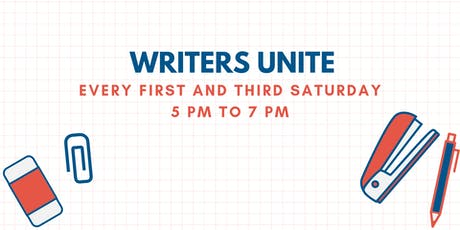 Writers Unite tickets