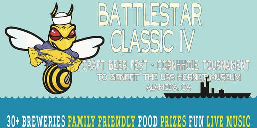 4th Annual Battlestar Classic Beer Fest and Cornhole Tournament