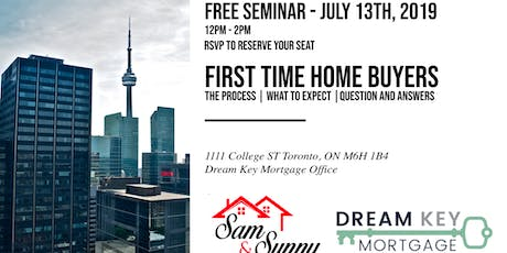 FREE: First Time Home Buyers Educational Seminar tickets