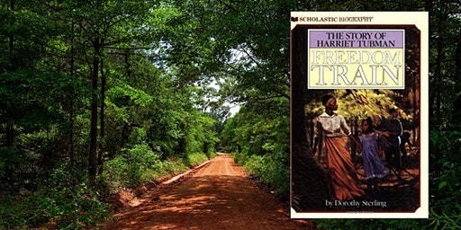 JAN 23 or 24:  The LitWits® Workshop on FREEDOM TRAIN: The Story of Harriet Tubman by Dorothy Sterling