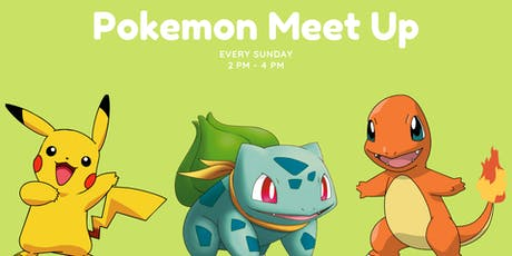 Pokemon Meet Up tickets