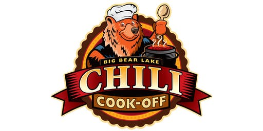 2019 Big Bear Lake Chili Cook-Off Team Registration