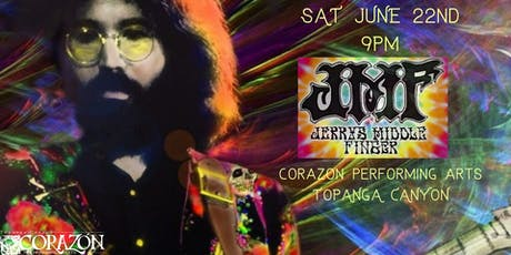 Jerry's Middle Finger plays Topanga Canyon (An unrivaled JGB concert experience) tickets