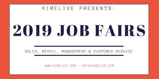 Walnut Creek Sales Job Fair