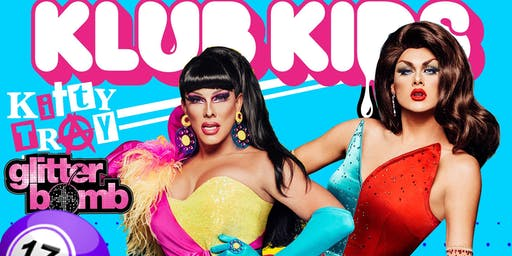 KLUB KIDS MANCHESTER presents The Sisters of Season 11 (ages 18+)