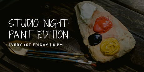 Studio Night: Paint Edition tickets