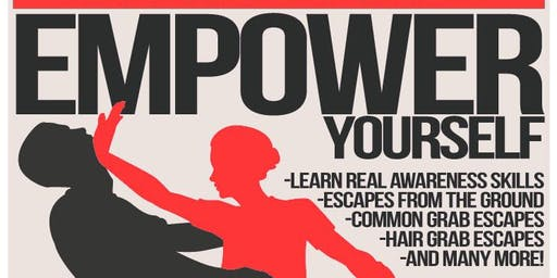 Women's Self-defense brought to you by Hillsboro Shotokan Karate Club and River City Warriors