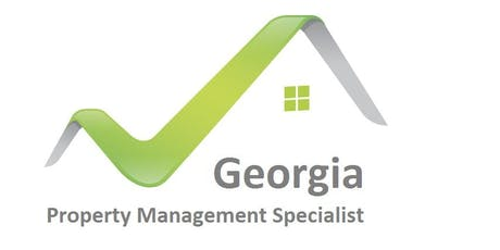 Georgia Property Management Certification - New laws, regulations, Landlord Tenant Laws - 12 HR CE Peachtree Corners 7/25, 7/26 Thursday & Friday tickets