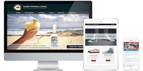 Webinar - Careers in Web Development & Design  biglietti
