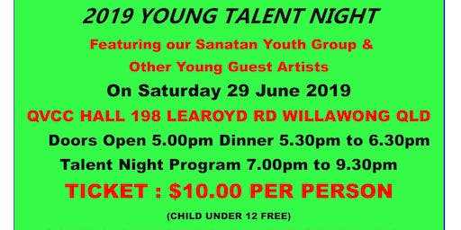2019 Young Talent Night
