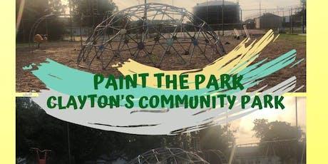 Paint the Park tickets