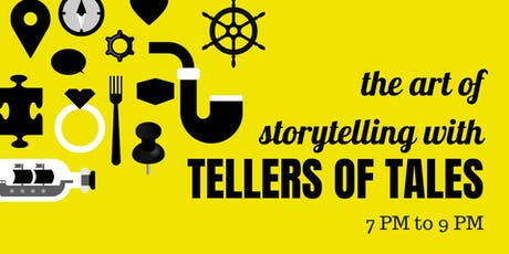 Tellers of Tales: The Art of Storytelling tickets