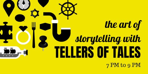 Tellers of Tales: The Art of Storytelling