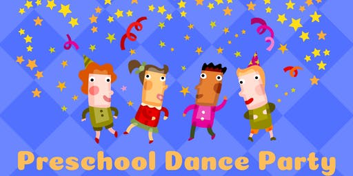 Preschool Dance Party at 10:30 a.m. - Summer Spectacular at WPL