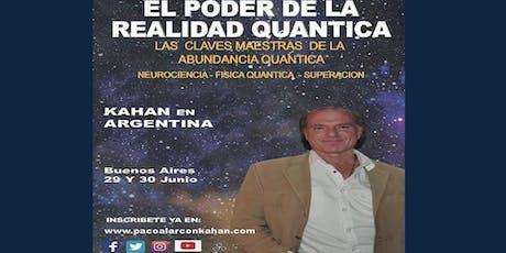 EL PODER DE LA REALIDAD QUANTICA entradas