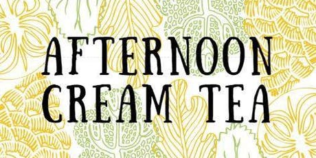 Afternoon Cream Tea tickets