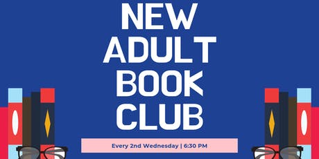 New Adult Book Club tickets