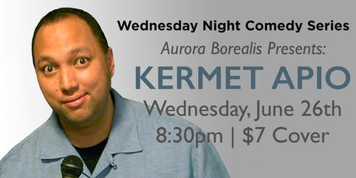 Wednesday Night Comedy at Aurora Borealis