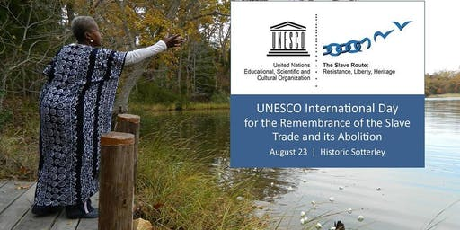 UNESCO International Day: Remembrance of the Slave Trade & Its Abolition