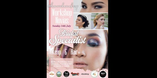 Bridal Specialist Makeup and Hair