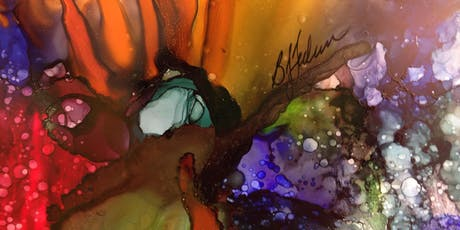 Discover Alcohol Inks with Barb Fedun tickets