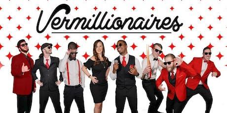 The Vermillionaires tickets