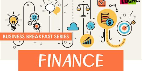 GCCI Breakfast Series | Finance tickets