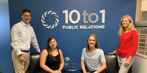 10 to 1 Public Relations' Ribbon Cutting & Open House