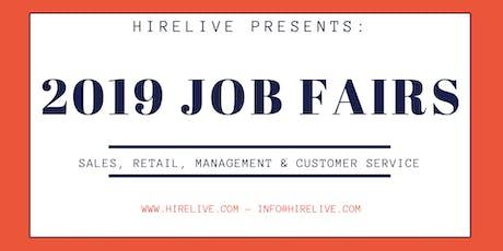 Dallas Sales Job Fair tickets