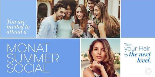 Monat Summer Social
