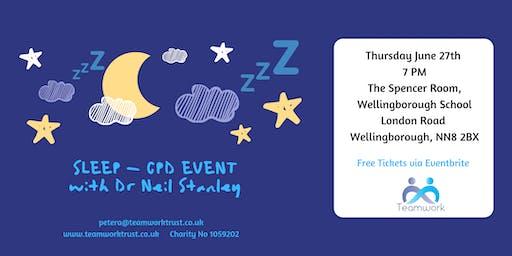 Sleep - CPD event