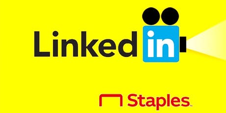 PowerUp Your Business with LinkedIn Video, A Staples Spotlight Partnership tickets