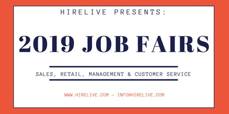 Houston Sales Job Fair tickets