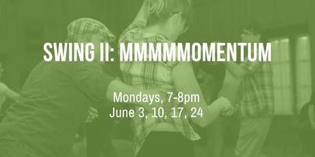 Swing II: MMMMMomentum tickets