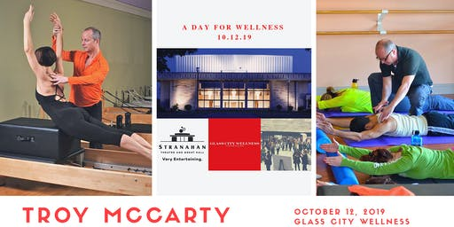 Pilates Workshop with Troy McCarty