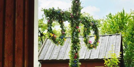 Swedish Midsummer Smorgasbord