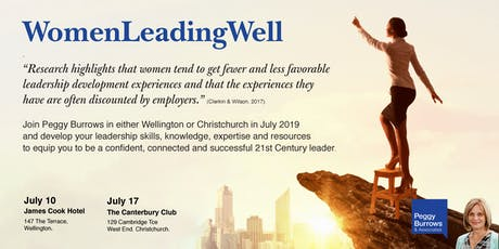 WomenLeadingWell tickets