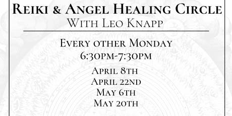 Reiki & Angel Healing Circle with Leo Knapp tickets
