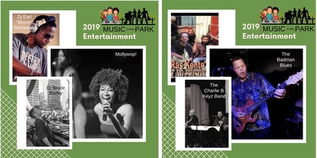 Music in the Park #MIP2019 tickets