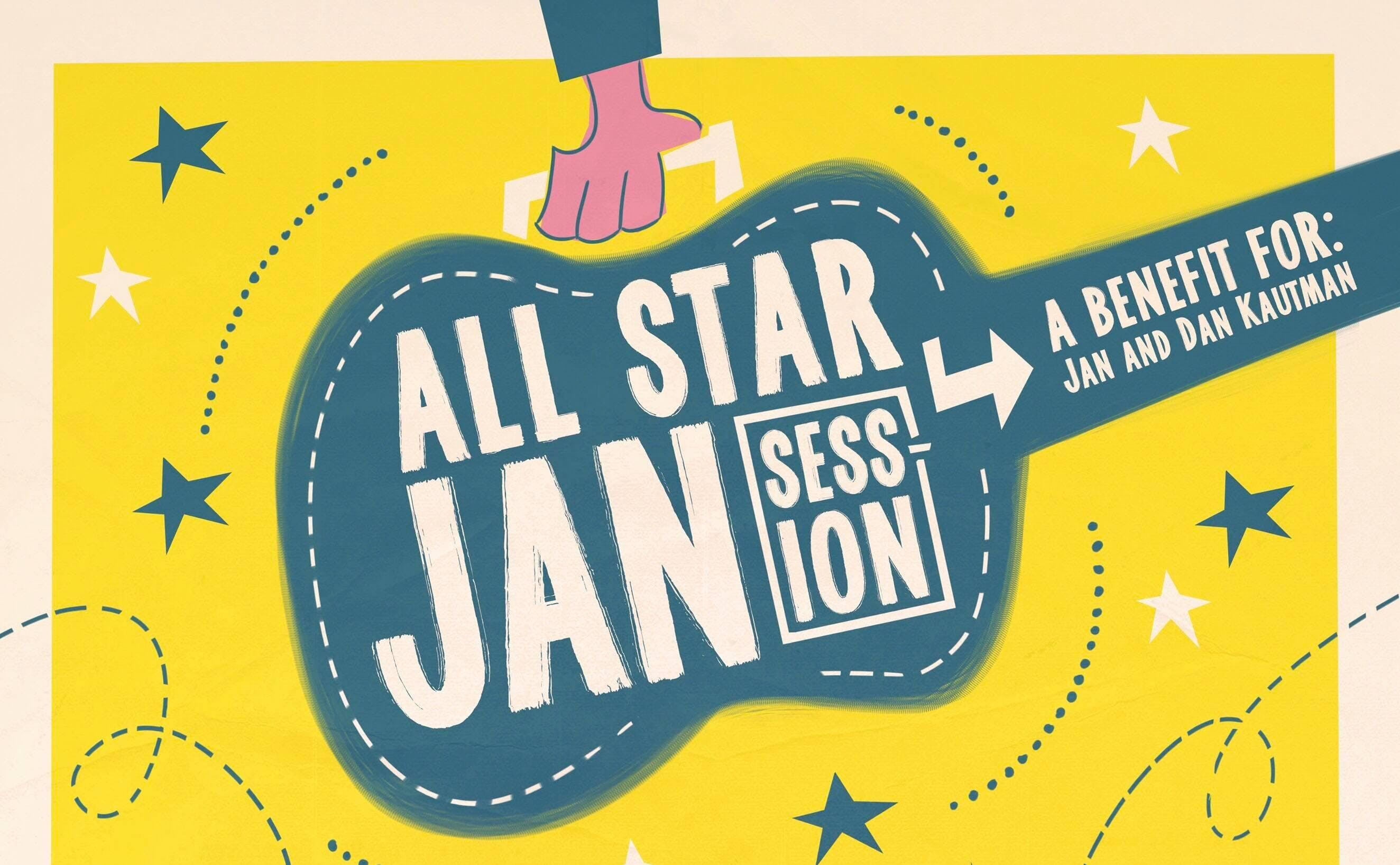 All Star Jan Session w/ The Accidentals, The Crane Wives & More!