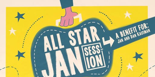 All Star Jan Session w/ The Accidentals, The Crane Wives & More! @ Park Theatre