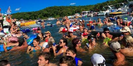 Splash lake day tickets