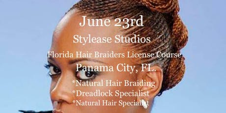 Florida Hair Braiders License Course tickets
