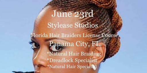 Florida Hair Braiders License Course