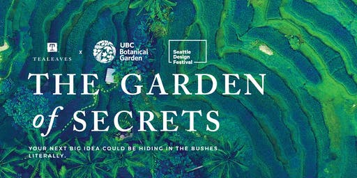 The Garden of Secrets: Blending Innovation with Inspiration | Screening & Conversation