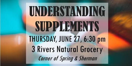 Understanding Supplements with Integrative Pharmacist Greg Giant